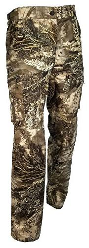 Walls Men's Ultra-Lite Pant, Max1 XT Camo, Medium