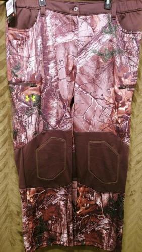 under armour hunting pants camo