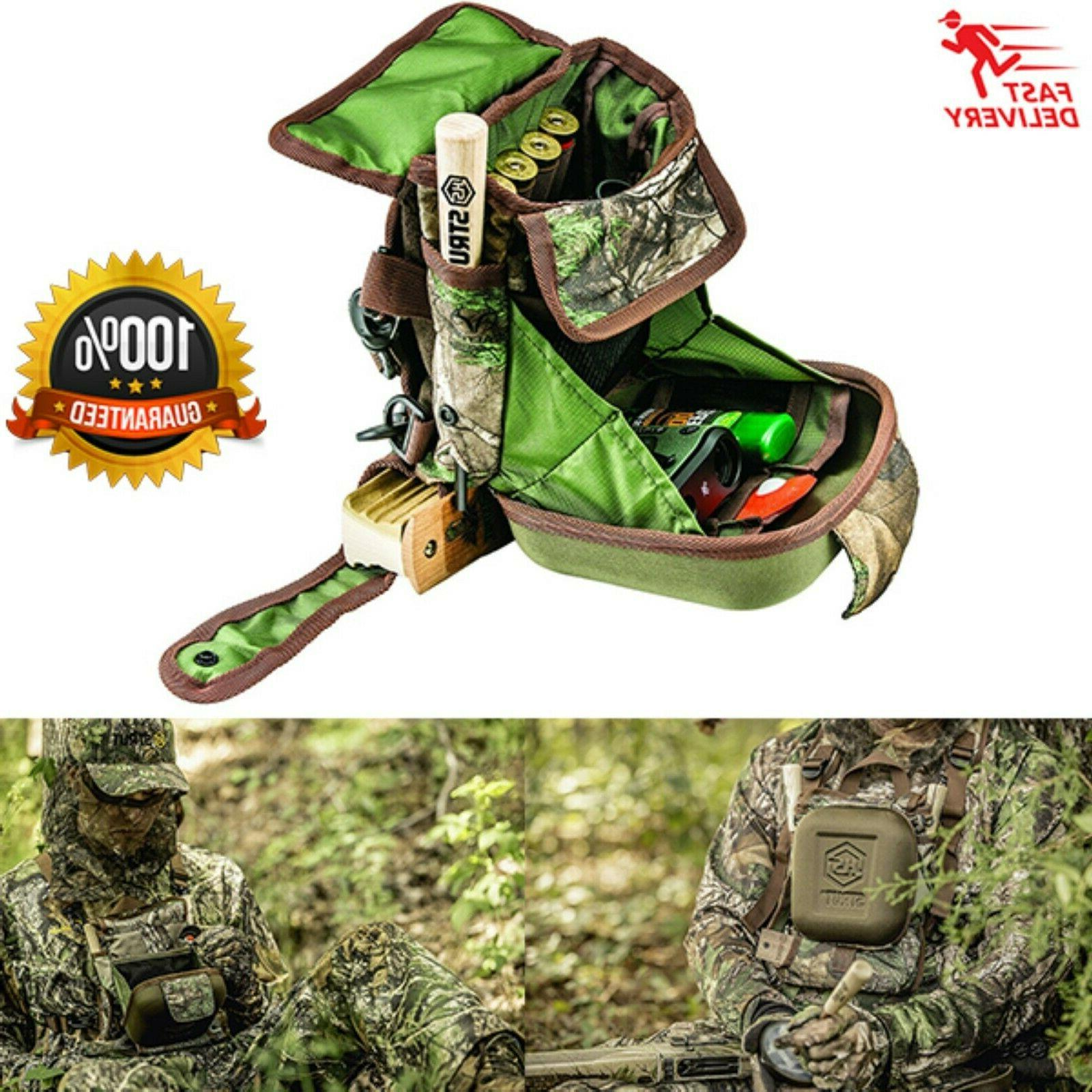 undertaker chest pack hunting hiking gear storage
