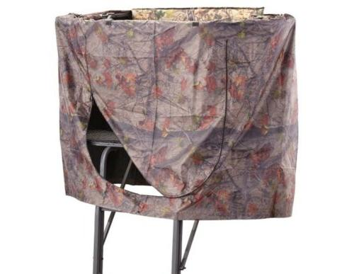universal hunting tree stand blind 10a13