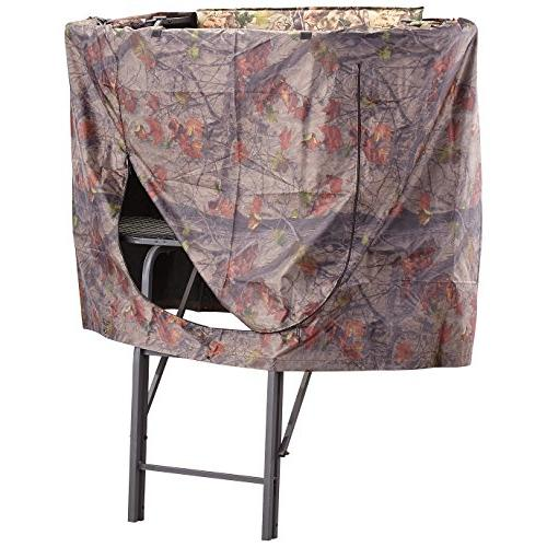 universal hunting tree stand blind