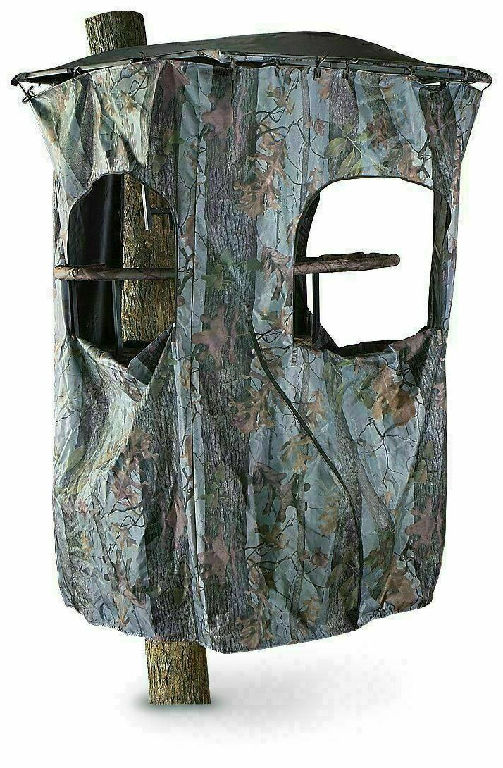 universal tree stand blind kit deer hunting