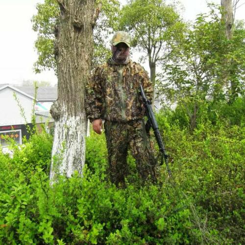US Set Jungle Camouflage New