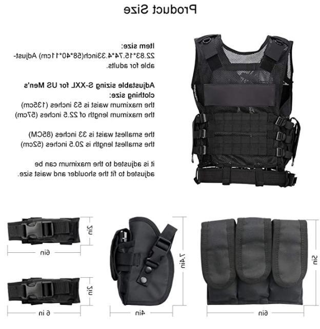 US Combat Gear