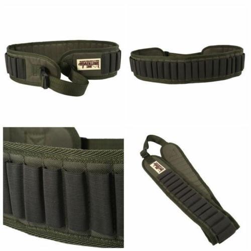 US Bullet Shell Holder Belt