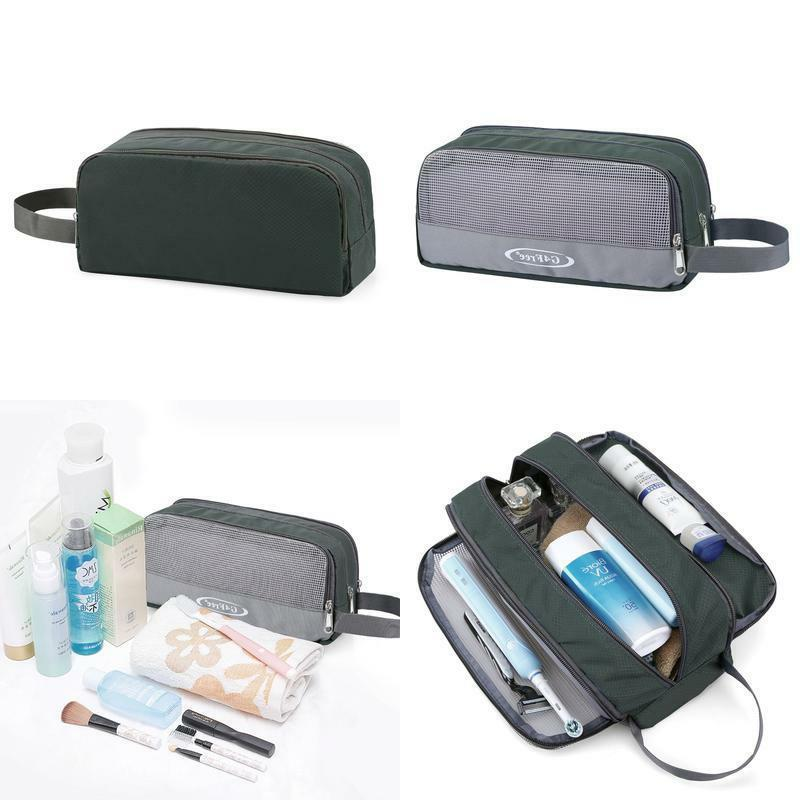 water resistant travel toiletry bag super light