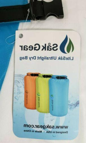 Waterproof Dry Bag Pack Dri Lite Kayak Camping
