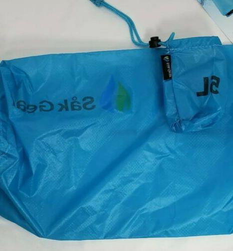 Waterproof Gear Dry Camping