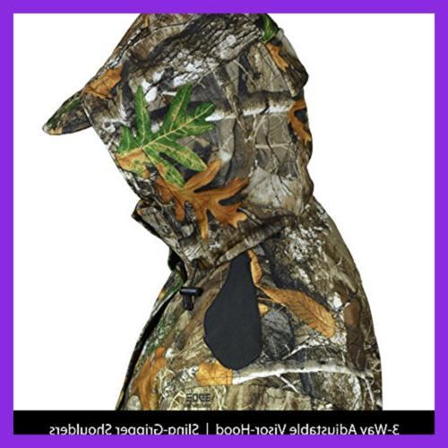 Rivers West Waterproof Camouflage Fleece Frontier