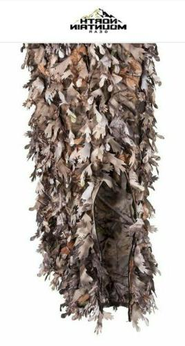NORTH Wicked Woods Brown Leafy SIZE-XL!