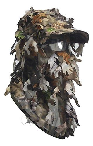 wicked woods camouflage cover leafy