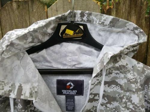 Guide Jacket, Water Resistant,