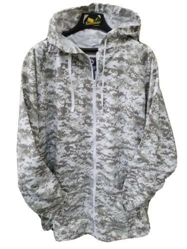 winter camo jacket water resistant 2 3xl