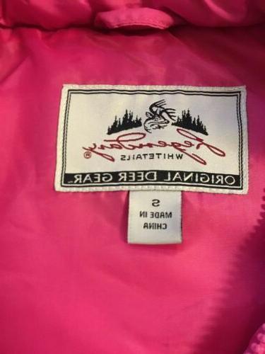Womens Whitetails Original Jacket