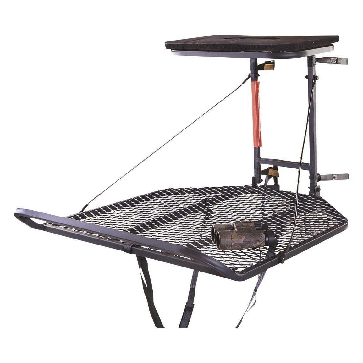 """Guide Gear 30"""" x 36"""" XL Hang-on Tree Stand"""