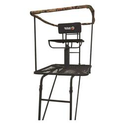 Ladder Tree Deer Stand 16' Swivel Seat Chair Hunting Blind B