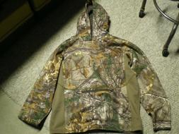 Under Armour Large Cold Gear Infrared Mens Hunting Hoodie Re