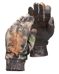 North Mountain Gear Mens Lightweight Camouflage Gloves with