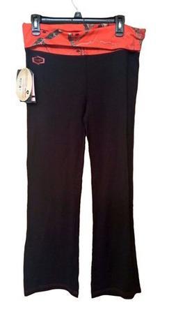 Yukon Gear Women's Lounge Pants, Red Leaf, Small