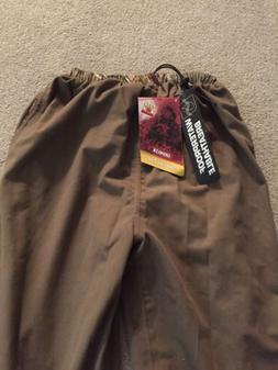 Mad Dog Gear Sz M Camo Waterproof Breathable Hunting Pants