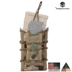 EMERSON Mag Pouch Double Molle Magazine Carrier Holder Duty