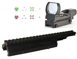 Ultimate Arms Gear Marlin Rifle Deluxe Scope Mount + Reticle