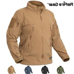 ReFire Gear Men Lightweight Waterproof Tactical Jacket Summe