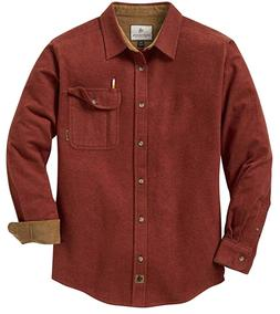 Legendary Whitetails Men's Buck Camp Flannel Shirt / M