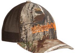 Columbia Men's Camo Mesh Performance Hunting Gear Hat Cap -