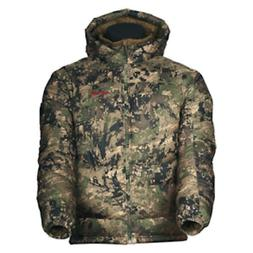 Sitka Gear Men's Kelvin PrimaLoft Down Optifade Ground Fores