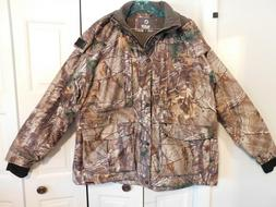 Guide Gear Mens Parka Camouflage Waterproof Hunting Camo Jac