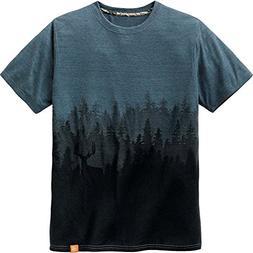 Legendary Whitetails Men's Timber Shadow Short Sleeve T-Shir