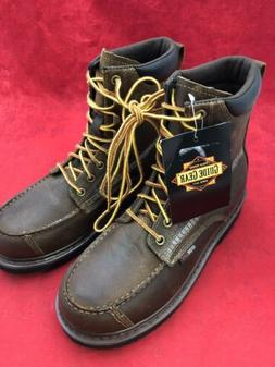 GUIDE GEAR Men's Uplander Waterproof Lace Up Hunting Boots B