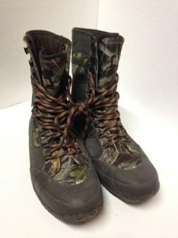 Guide Gear Mens 8.5 Leather Thinsulate Waterproof Hunting Bo