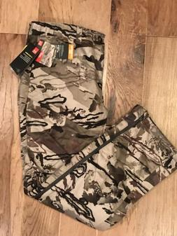 🔥Men's LG Under Armour X-Storm Barren Camo Water Proof