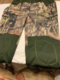 Under Armour Mens Scent Control Cold Gear Camo Hunting Pants