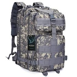 Military Backpack Tactical Bag Molle Rucksack for Sports and