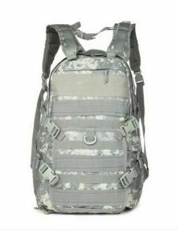 ARMYCAMO Military Molle Patrol Rifle Gear Backpack Tactical