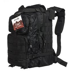 Military Tactical Large Army 3 Day Assault Pack MOLLE Outdoo
