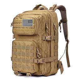 MEWAY 42L Military Tactical Backpack Large Assault Pack 3 Da
