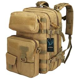 G4Free Military Tactical Molle Backpack Sport Outdoor Versat