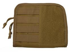 Red Rock Outdoor Gear Molle Admin Pouch, Coyote