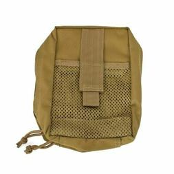 Red Rock Outdoor Gear Molle Medic Pouch, Coyote, Large