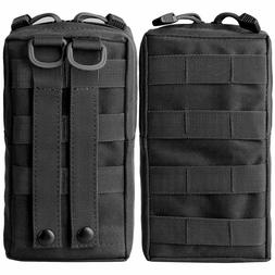 Molle Pouch Compact Utility Edc 600D Gadget Tactical Hanging