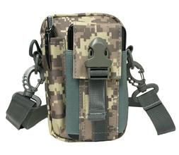 MOLLE Tactical Pouch Compact Utility Gear Outdoor Cell Phone