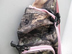 EXPLORER Pink Mossy Oak Fannypack, Pink Mossy Oak, 16 x 6 x