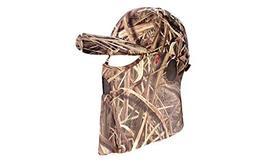 QuikCamo Mossy Oak Shadow Grass Blades Camouflage Cap, Hat,