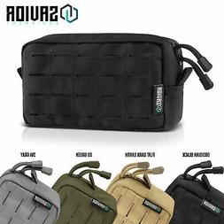 Multi-Purpose Tactical MOLLE EDC Pouch Utility Tool Gear Bel