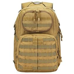 G4Free Multipurpose Tactical BackPack Large Camping Hiking S