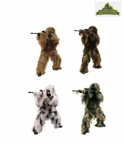 New Red Rock Outdoor Gear 5-Piece Adult Ghillie Suit - Vario
